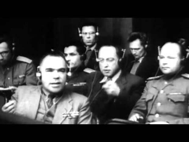 20 ноября 1945 года - начался Нюрнбергский процесс