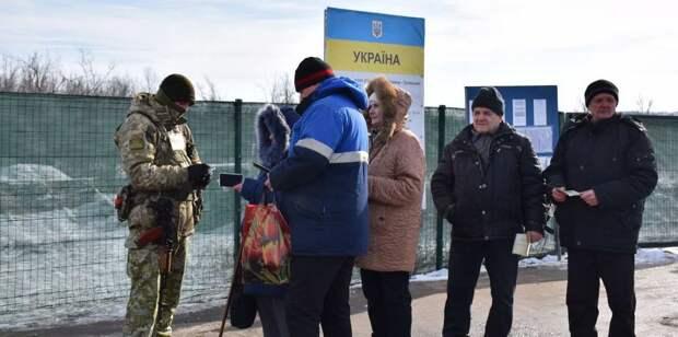 Франция и Германия подтвердили, что им наплевать на жизни пенсионеров Донбасса