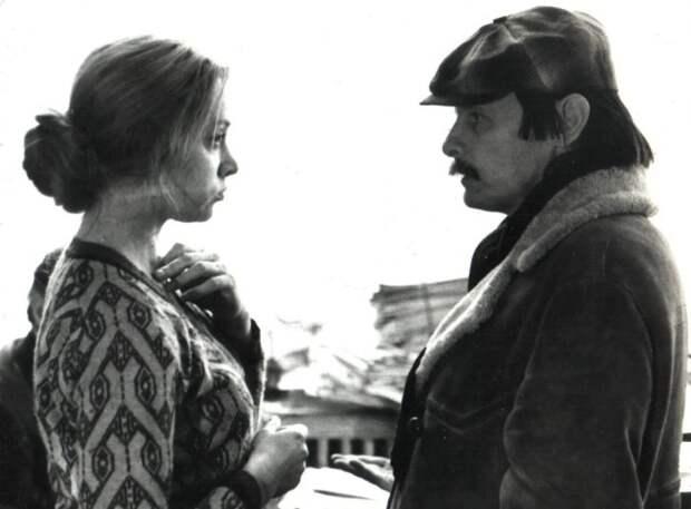 Маргарита Терехова и Андрей Тарковский на съемках фильма *Зеркало* | Фото: planeta.ru