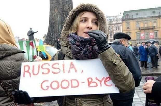 Почему, кроме россиян, никто в мире больше не поливает грязью свою Родину?