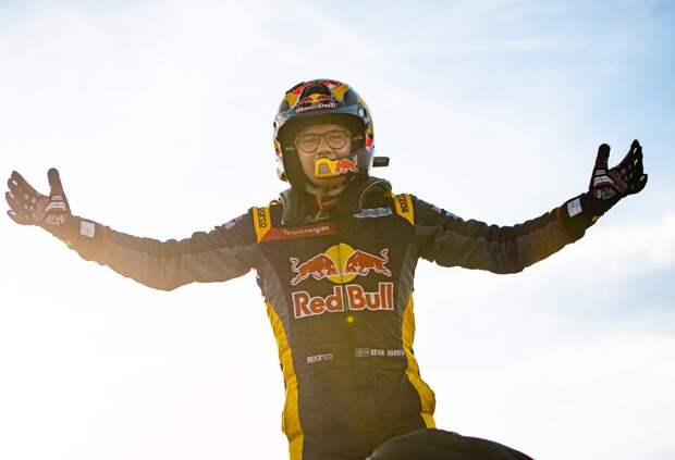 Кевин Хансен выиграл первый этап чемпионата мира по ралли-кроссу