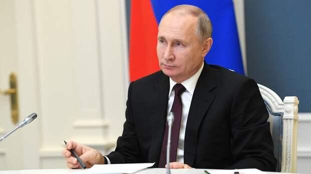 Путин упрекнул журналиста NBC в том, что тот «затыкает ему рот»