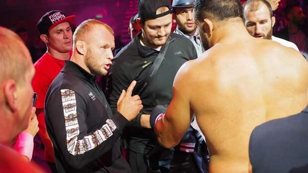 Шлеменко рассказал о вариантах продолжения карьеры в UFC и России: «Все может произойти очень быстро»