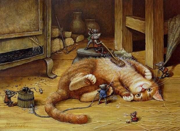 художник Александр Маскаев картины – 23