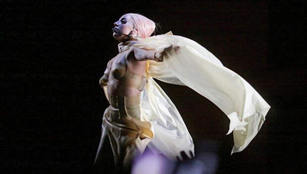 Концерт Леди Гаги в Москве