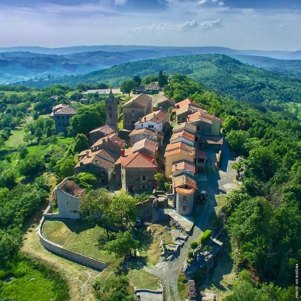 Необычные достопримечательности Хорватии