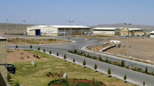 Иран раскрыл личность организатора аварии на ядерном объекте в Натанзе