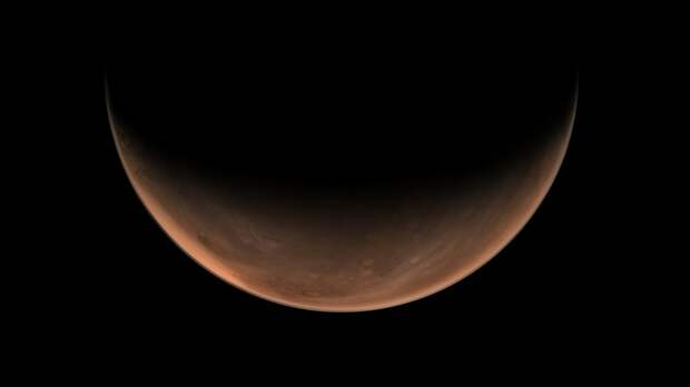 Китайский зонд «Тяньвэнь-1» успешно приземлился на поверхность Марса