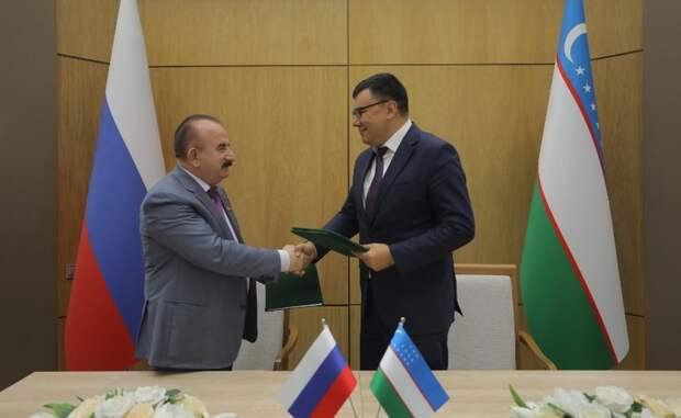 ДГТУ расширит сотрудничество сУзбекистаном всфере туризма