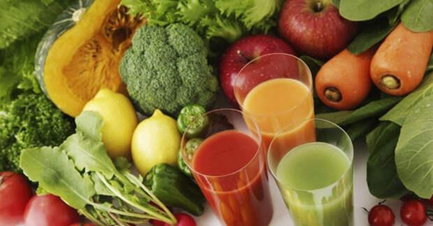 Простой и натуральный план детоксикации с доступных продуктов