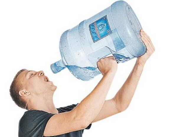 Смертельная доза воды