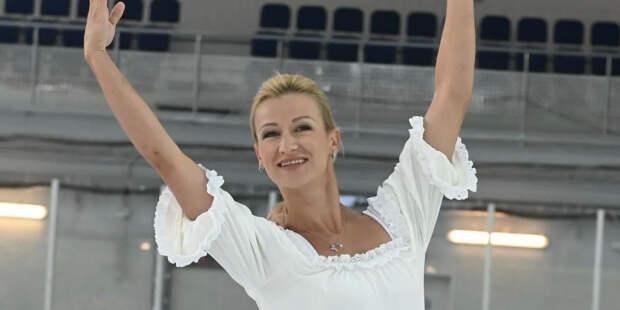 Татьяна Волосожар в положении