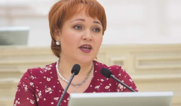 Президент ассоциации «Удмурт Кенеш» высказала мнение об укрупнении регионов