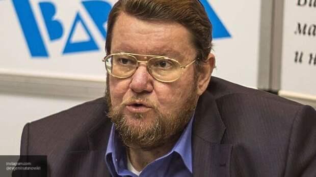 Сатановский рассказал, как страны Запада используют Украину для госпереворота в РФ