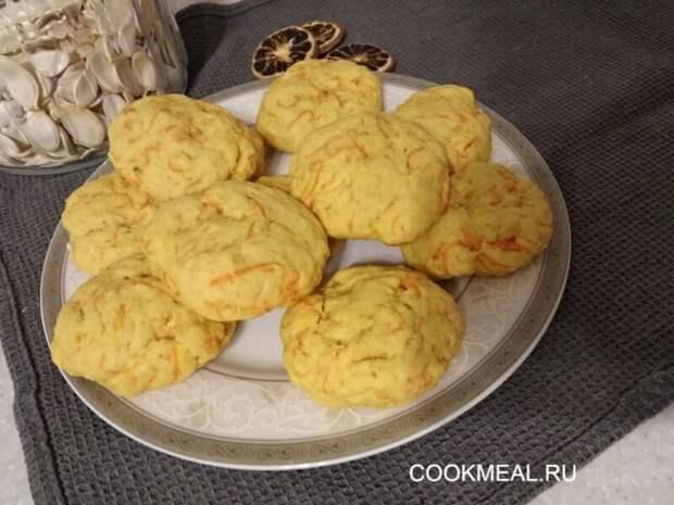 Морковное печенье – 3 простых рецепта