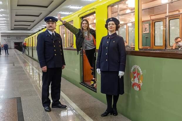 Ночь в московском метро: как попасть на станцию-призрак «Первомайская»
