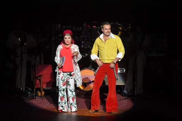 Жительница Окской уже семь лет играет в Губернском театре