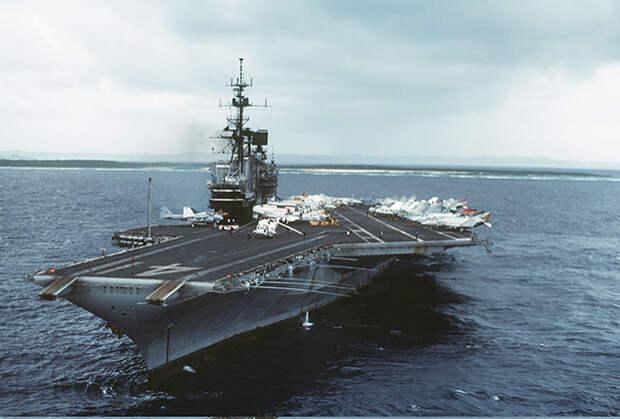 Авианосец CV-41 «Мидуэй» ВМС США