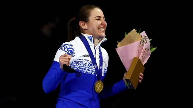 Конькобежка Голикова оценила свое выступление на ЧМ-2021, где она выиграла золото на 500-метровке