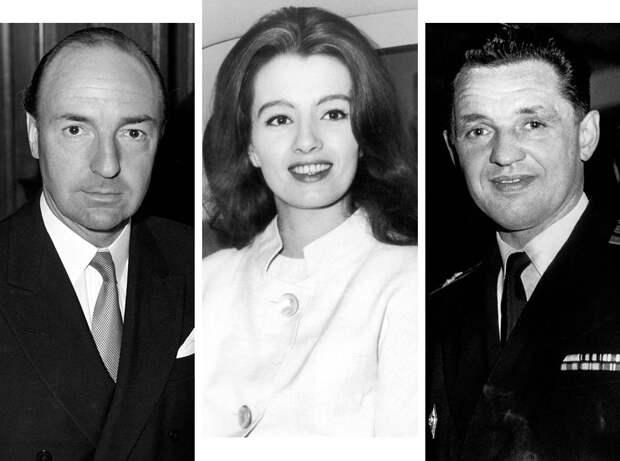 Британский министр, танцовщица и советский шпион: история самого громкого секс-скандала XXвека