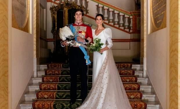 Еще один внук герцогини Альбы женился
