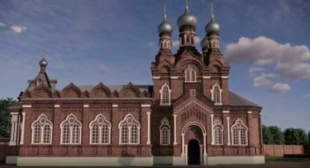 В библиотеке № 44 откроется уголок истории Казанского Головинского монастыря