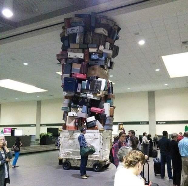 Ваш багаж доберётся в целости и сохранности