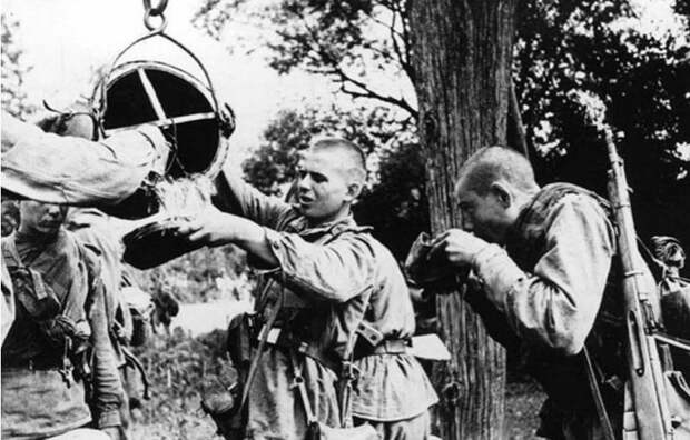 Как Красная армия и вермахт очищали воду во время Великой Отечественной войны