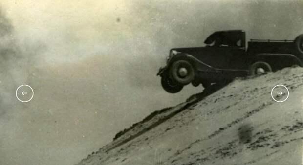 Ошибка природы: как разрабатывали и почему забраковали ГАЗ-21 6х4 с тремя осями