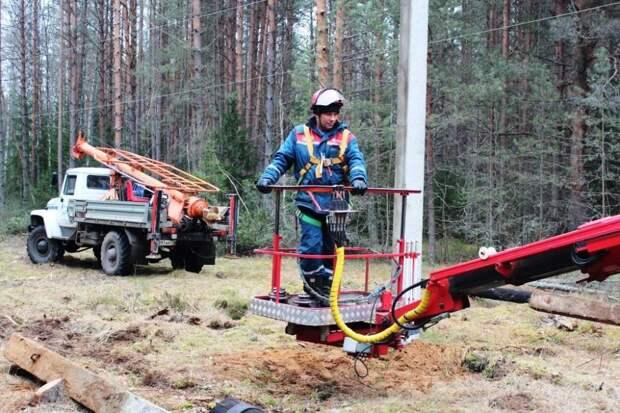 В Тверской области полностью восстановлено электроснабжение потребителей основной сети
