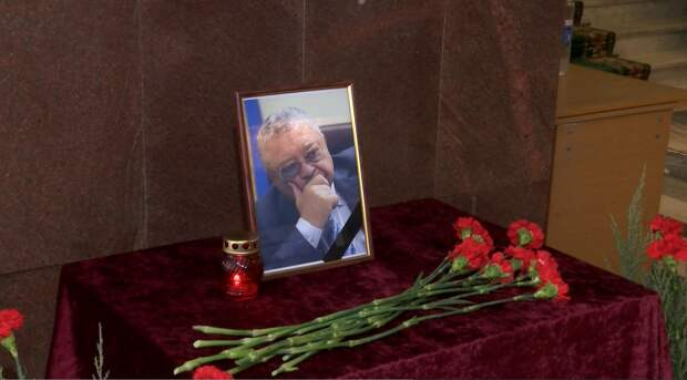 Церемония прощания с Григорием Иоффе состоится завтра в Симферополе