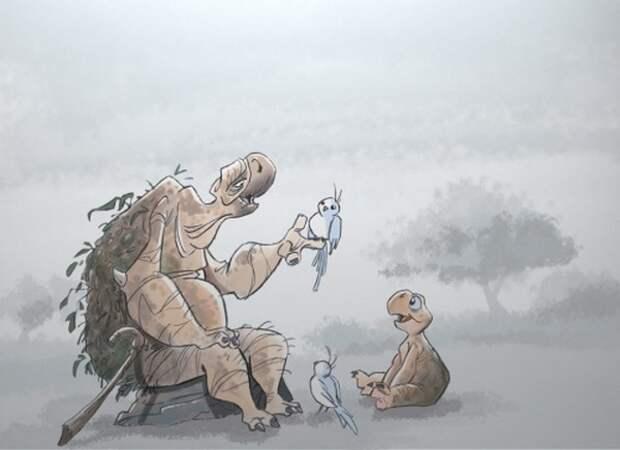 Из жизни черепах. Саша Соколов