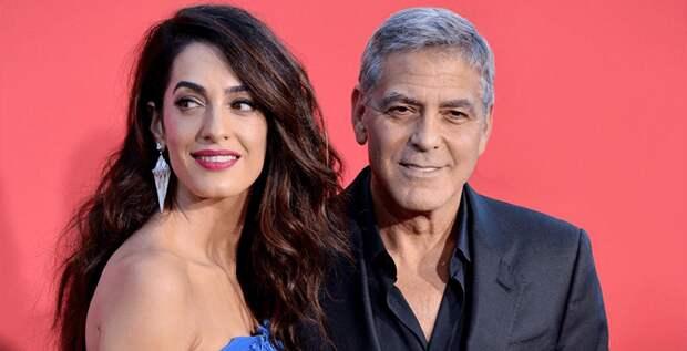 В Сети появились первые фото дочери Амаль и Джорджа Клуни