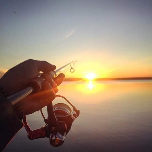 Эх, лето...  лето, природа, рыбалка, хобби