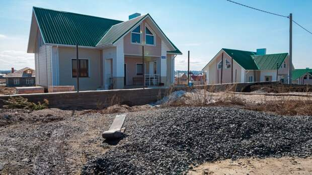 Россияне назвали идеальный тип жилья
