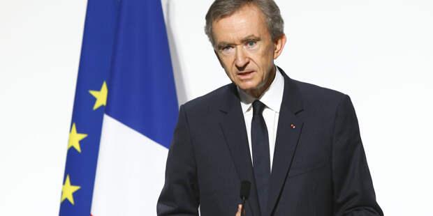 Bloomberg: Маск уступил второе место в списке богатейших людей мира французу Арно
