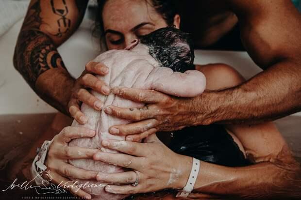 Самые впечатляющие фотографии с конкурса Birth Photo Competition 2020