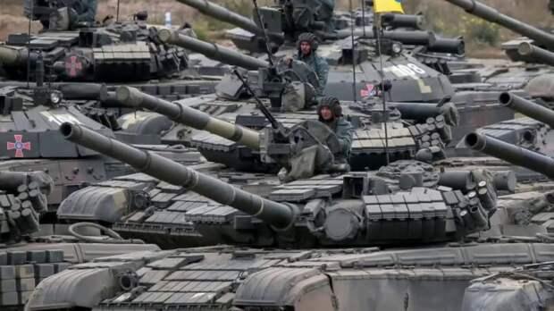 Зеленский заявил о готовности ВСУ уничтожить ДНР и ЛНР