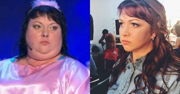 Как похудела Ольга Картункова — фото до и после