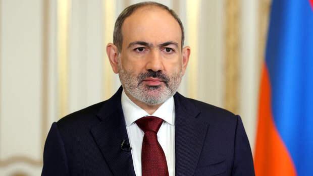 Пашинян: карты минных полей были переданы Азербайджану через РФ