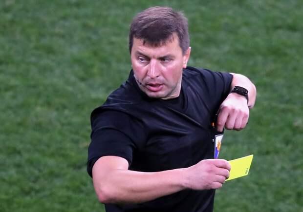 Футбольного судью Вилкова пожизненно отстранили от судейства