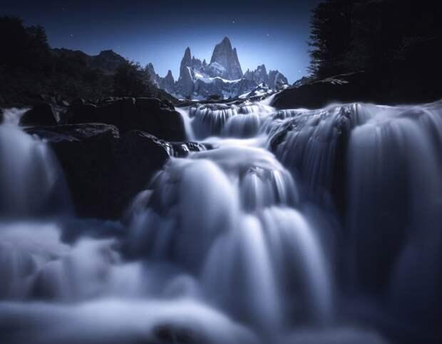Удивительные пейзажи природы