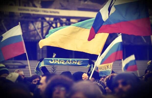 На Украине больше не поддерживают антироссийские лозунги