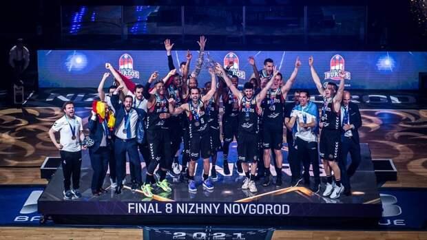 «Сан-Пабло Бургос»— победитель баскетбольной Лиги чемпионов