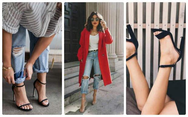 Модная обувь - лето 2019