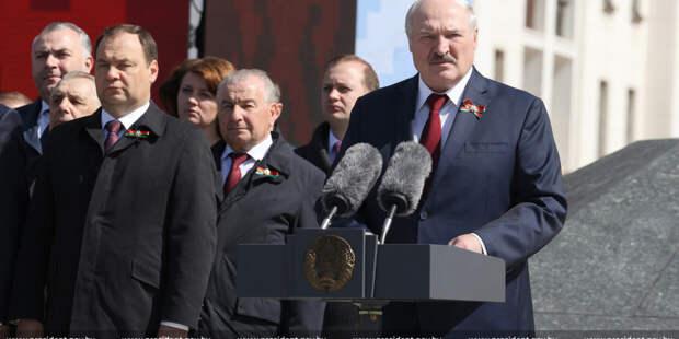 Лукашенко: Великая Победа – одно из самых грандиозных событий в истории белорусского народа