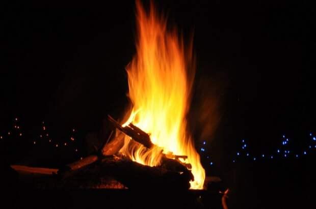 За неделю в Тимирязевском произошло три возгорания