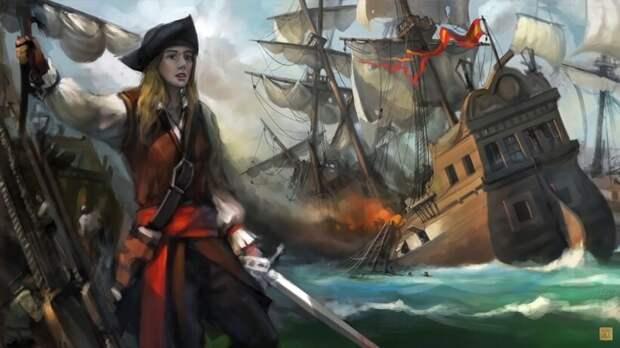 Видео: 5 причин, почему жизнь пиратки была не столь прекрасной, как может показаться