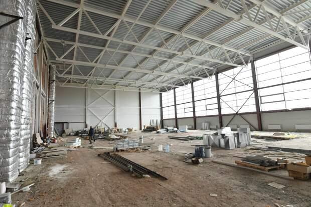 Спорткомплекс-долгострой в Сарапуле получит название «Позитрон»
