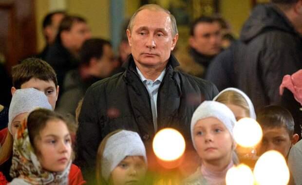 Пресса США: Планы Путина по расширению границ «империи» могут столкнуться с обратным эффектом